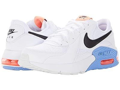 Nike Air Max Excee (White/Black/Atomic Pink/Bright Mango/Royal Pulse) Women