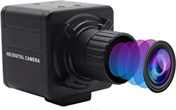USB Camera Full HD 1080P Webcam CMOS OV2710 Manual Focus USB with Camera High Frame Rate@100fps,Mini USB Camera Board Modu...