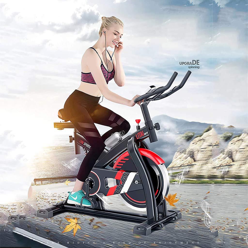 RLF LF Ciclismo Indoor Bicicleta De Ejercicio para Hombre Y Mujer Bicicleta Estáticas Y De Spinning para Fitness: Amazon.es: Deportes y aire libre