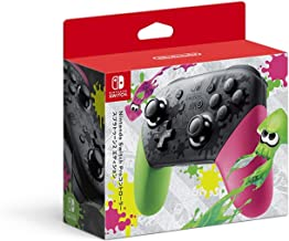 Nintendo Switch Splatoon 2 Japanese Import Pro Controller [Nintendo]