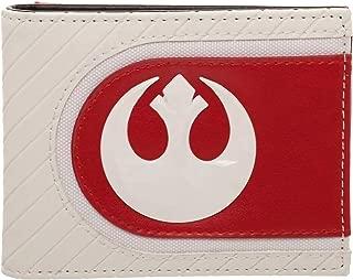 Star Wars: The Last Jedi Salt Planet Rebel Logo Bifold Wallet
