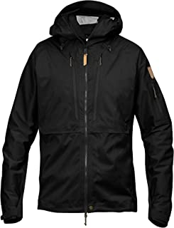 Fjallraven Keb (Black) Eco-Shell Jacket