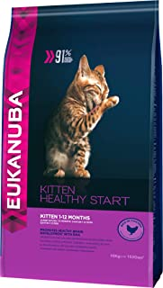 Eukanuba Healthy Start Gatito Rico en pollo 10 kg