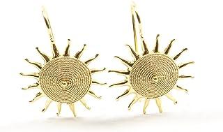 Marrocu Gioielli - Orecchini Corbula Oro Giallo 18 kt