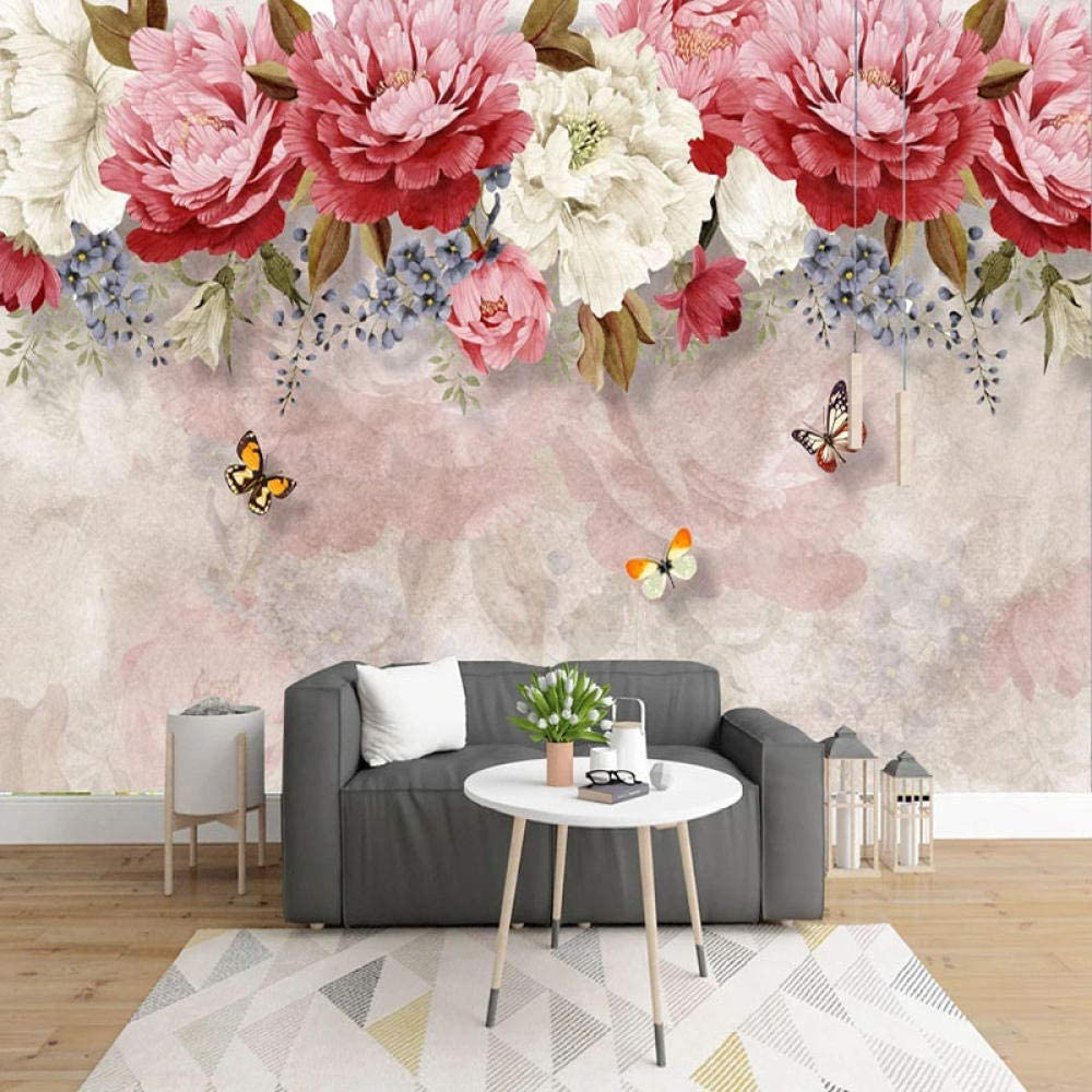 Sale overseas Custom Any Size Mural Wallpaper Personality 3D Rectangle Stereo