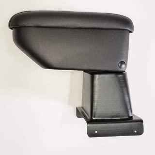 Armrest Car Center Console Storage Box Black Centre Arm Rest Suitable for Mitsubishi Pajero iO, Pajero Pinin, Montero iO (1998-2006)