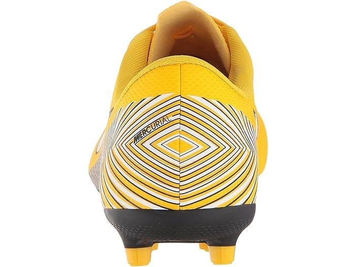 Nike Kids Neymar JR Superfly 6 Club MG Amarillo White Black Size 3