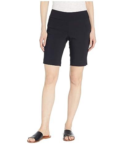 Krazy Larry Pull-On Shorts (Black) Women