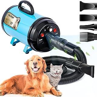 سشوار سشوار ارتقا یافته سشوار سشوار سشوار 3.2HP دمنده قابل تنظیم سرعت سشوار خشک کن سگ خشک کن خشک کن سشوار با خشک کن سریع سگ بخاری