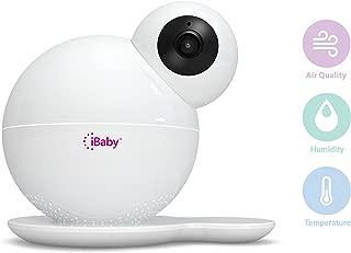 iBaby Care, Smart Wi-Fi habilitado sistema de cuidado total del bebé, M6S, Blanco