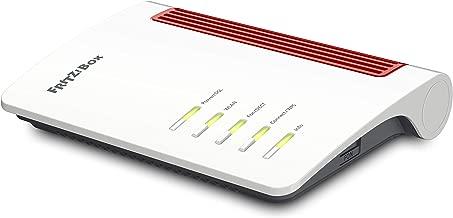 AVM Fritz!Box 7530 International - Modem Router, WiFi AC, Banda Dual (866 Mbps 5 GHz y 400 Mbps 2,4 GHz), Mesh, VDSL, ADSL2+, 4 x LAN Gigabit, 1 x USB 3.0, Interfaz en Español