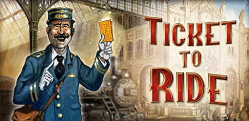 Ticket to Ride - 13