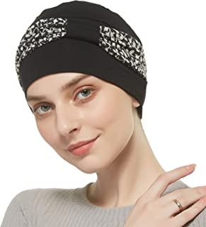 Bamboo Double Layered Comfort Beanie for Cancer Patient, Chemo Patient