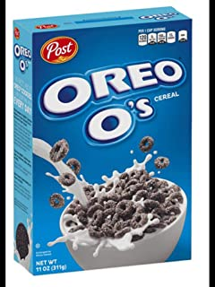 Cereal oreo