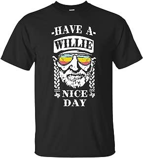 Monashirts Have A Willie Nice Day Shirt