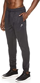 HEAD Men's Jogger Activewear Pants - Performance Workout & Running Sweatpants