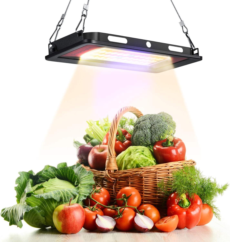 HevenJx LED Grow Lamp for Indoor Plants