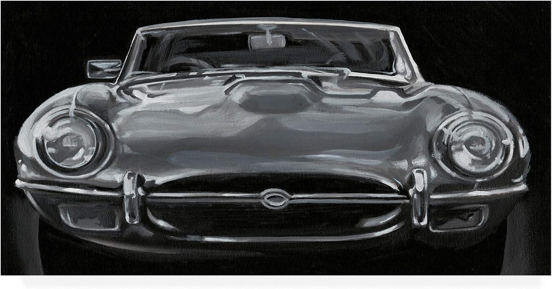 Trademark Fine Art European Sports Car I by Ethan Harper, 10x19