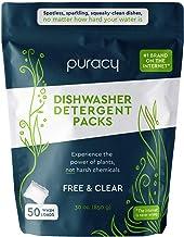 Puracy Platinum Dishwasher Detergent Pods