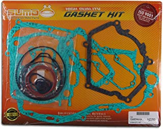 Sumo Complete Engine Gasket Kit Set for Yamaha YZ 250 2T [1999-2017] (19 Pieces)