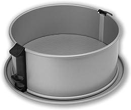 USA Pan Bakeware Leak-Proof Springform Pan with Nonstick Quick Release Coating, 9-Inch