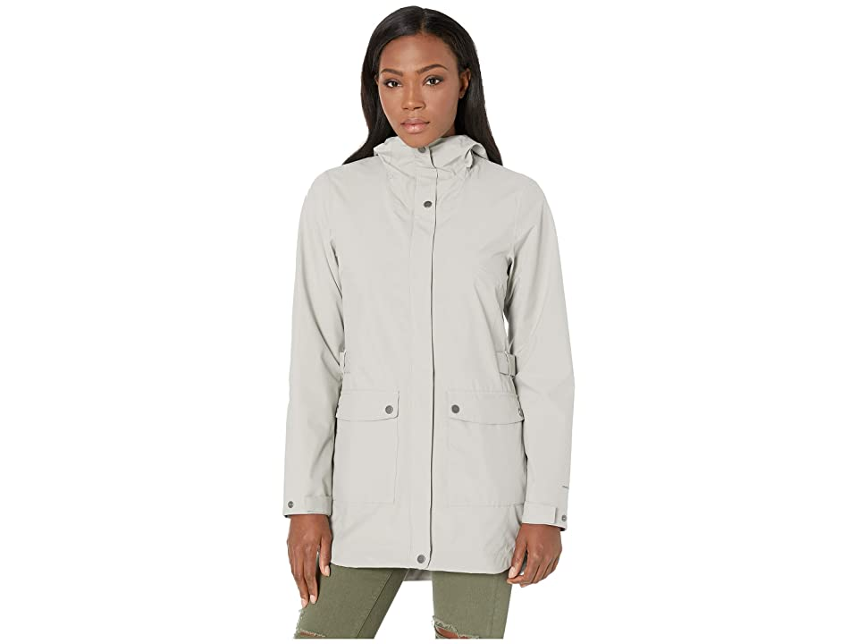 Columbia Here and Theretm Trench Jacket (Flint Grey) Women