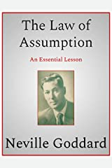 The Law of Assumption Kindle Edition