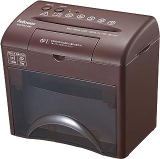 フェローズ シュレッダー 家庭用 電動 2枚細断 マイクロカット S5CDM-BB 4820001