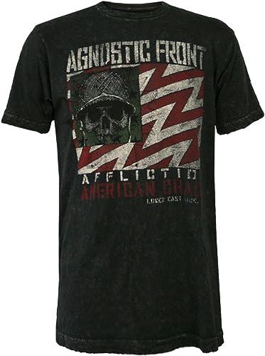 Affliction Homme Designer Shirt - RIOT RIOT -
