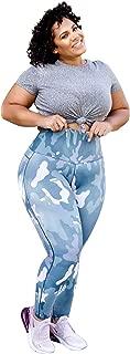 Yoga Pants- Fashionable, High- Waist Compression Tummy Control Workout Leggings
