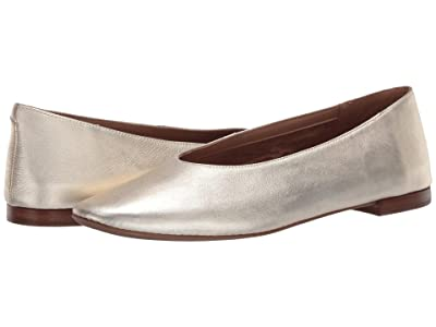 Aerosoles Front Runner (Gold Metallic) Women