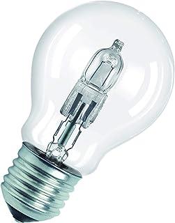 OSRAM 24064543A Halogen Bulb Socket: E27, 46 Watt, Warm White 4008321229281