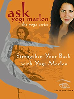 Strengthen Your Back with Yogi Marlon - yoga