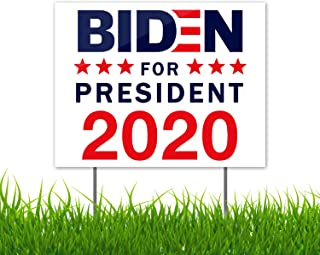 Greatingreat-Biden for Present 2020-Restore The Soul of This Nation- Outdoor Lawn Sign - Yard Sign - 1 Piece