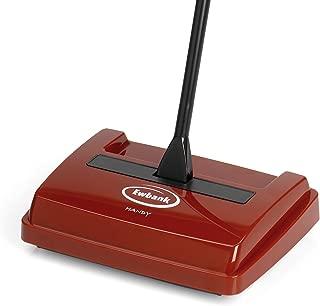 Ewbank 525 Speedsweep Manual Carpet Sweeper, Red