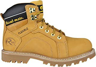ROADMATE BOOT CO. Men's Gravel 6 Shock Absorbing Work Boot