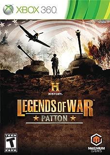 Best legends of war patton game Reviews
