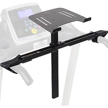 VIVO Universal Laptop Treadmill Desk, Adjustable Ergonomic Notebook Mount Stand for Treadmills (Stand-TDML1)