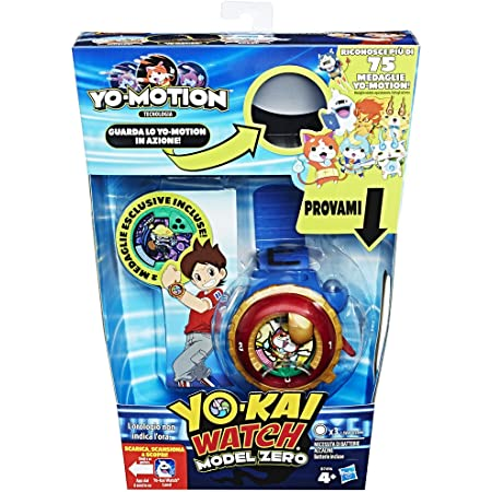 Yo-kai Watch - Orologio Motion Watch, B7496456