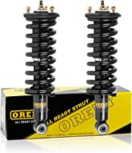 OREDY Front Pair Complete Struts Shock Coil Spring Assembly Kit 171103 11290 9214-0125 Replacement for Nissan Pathfinder 2005-2012 Xterra 2005-2013 Compatible with Suzuki Equator 2009 2010 2011 2012