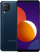 Samsung Galaxy M12 LTE Dual SIM Smartphone, 64GB Storage and 4GB RAM (UAE Version), Black