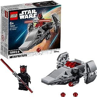 レゴ(LEGO) スター・ウォーズ シス・インフィルトレーター マイクロファイター 75224 ブロック おもちゃ 男の子