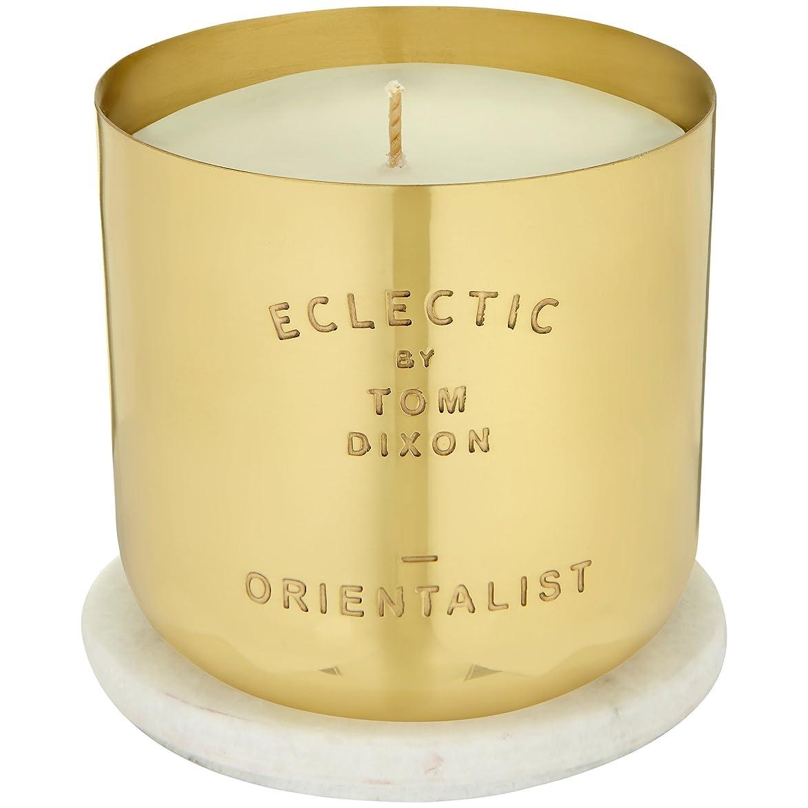無駄な手配するシートTom Dixon Orientalist Scented Candle - トム?ディクソン東洋香りのキャンドル [並行輸入品]