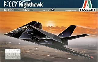 Italeri IT0189 AEREO F-117 A Stealth Kit 1:72 MODELLINO Model