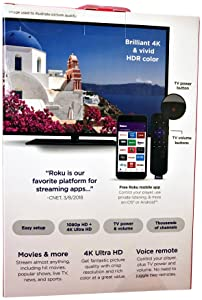 Roku Premiere+ 4K HDR Streaming Player
