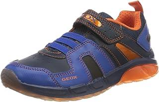Geox J Spaziale Boy A, Sneaker Niños