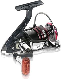 AOLVO Spinning Fishing Reel, HB1000 to 6000 Spinning Reel Max Drag 10kg, High Speed Metal Spool Powerful Spinning Fishing ...