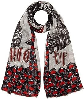 Luxury Fashion | Faliero Sarti Womens I20219468420 Grey Scarf | Fall Winter 19