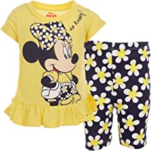 Disney Minnie Mouse Girls T-Shirt and Shorts Set