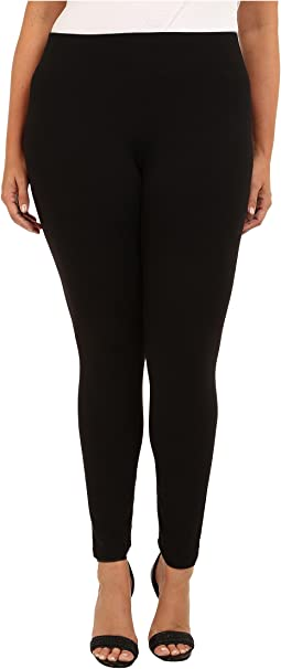 HUE - Plus Ultra Leggings w/ Wide Waistband